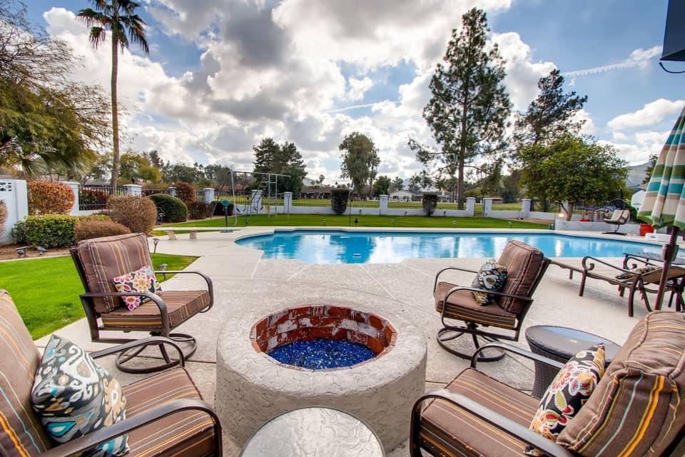 The-Platinum Experience Phoenix Area Scottsdale Arizona Vacation Rental on Golf Course