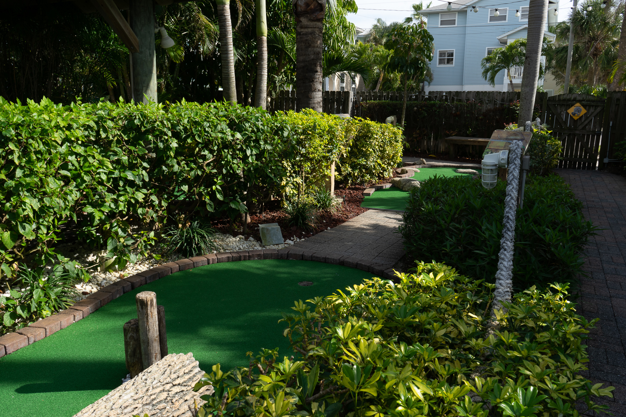Miniature Golf Bradenton Beach FL
