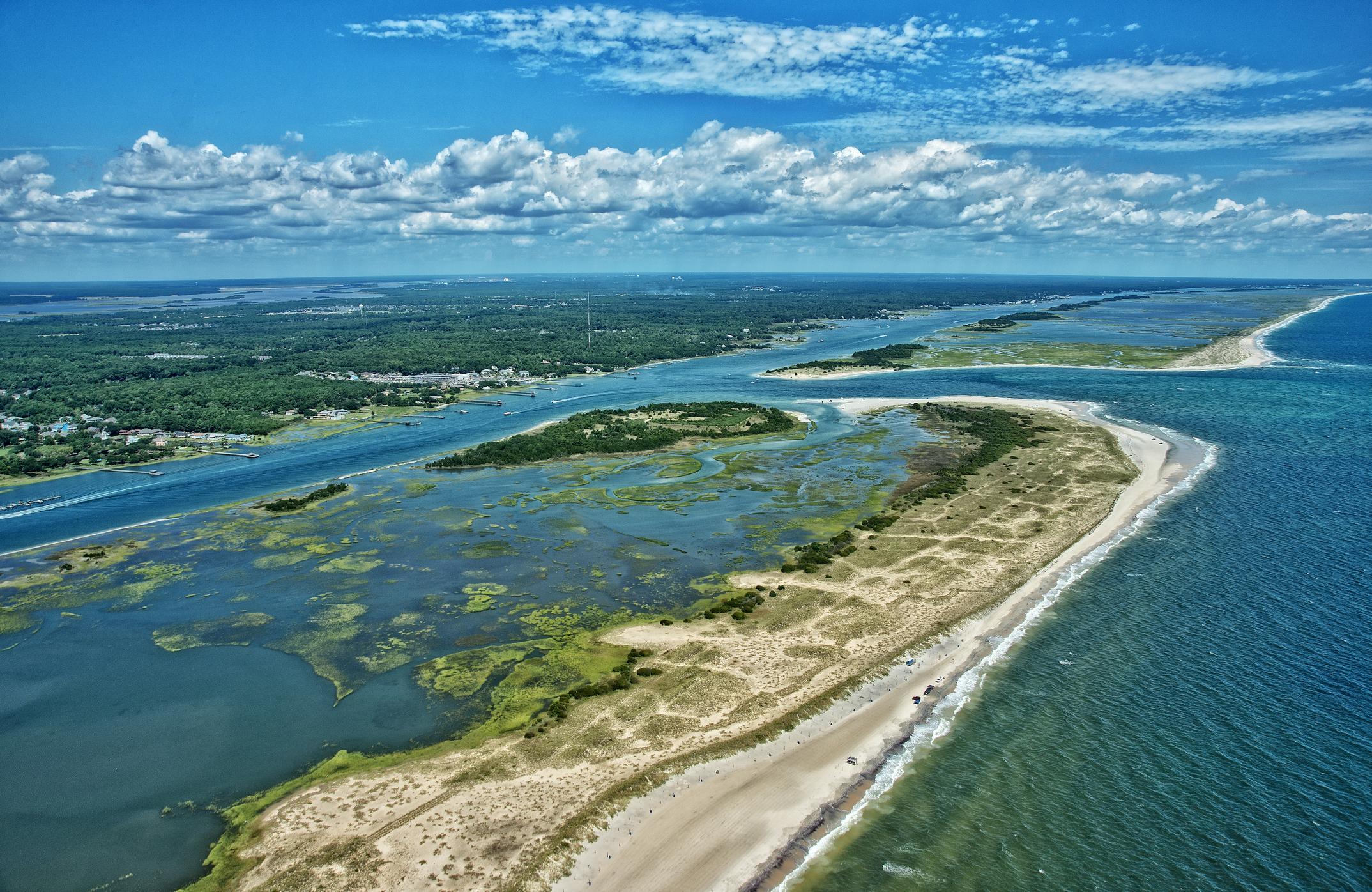 Things To Do Carolina Beach Freeman Park Coastal North Carolina