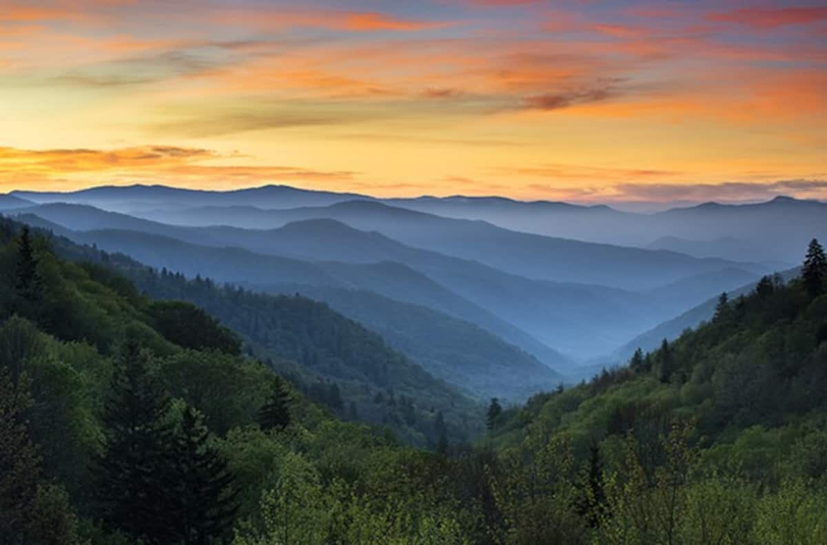 Thunder Mountain Cabins Smoky Mountains Tennessee