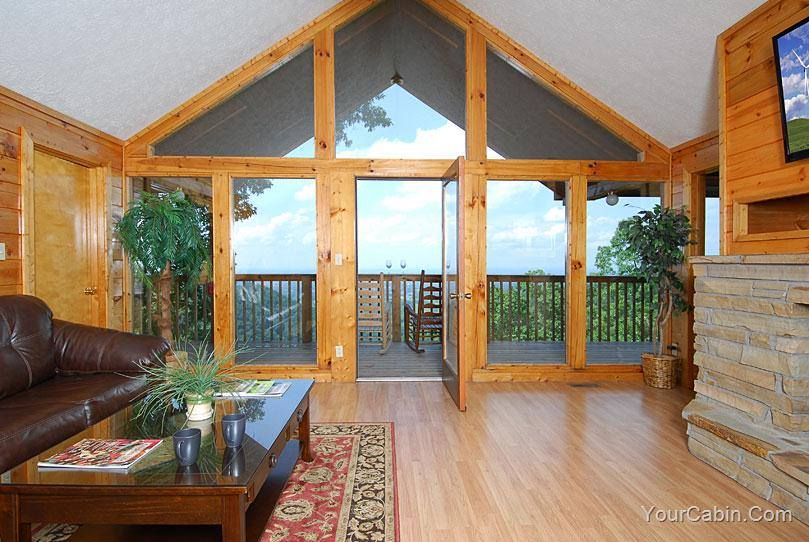 Timber Tops Luxury Cabin Rentals Pigeon Forge Cabin Rental Home Great Smoky Mountains