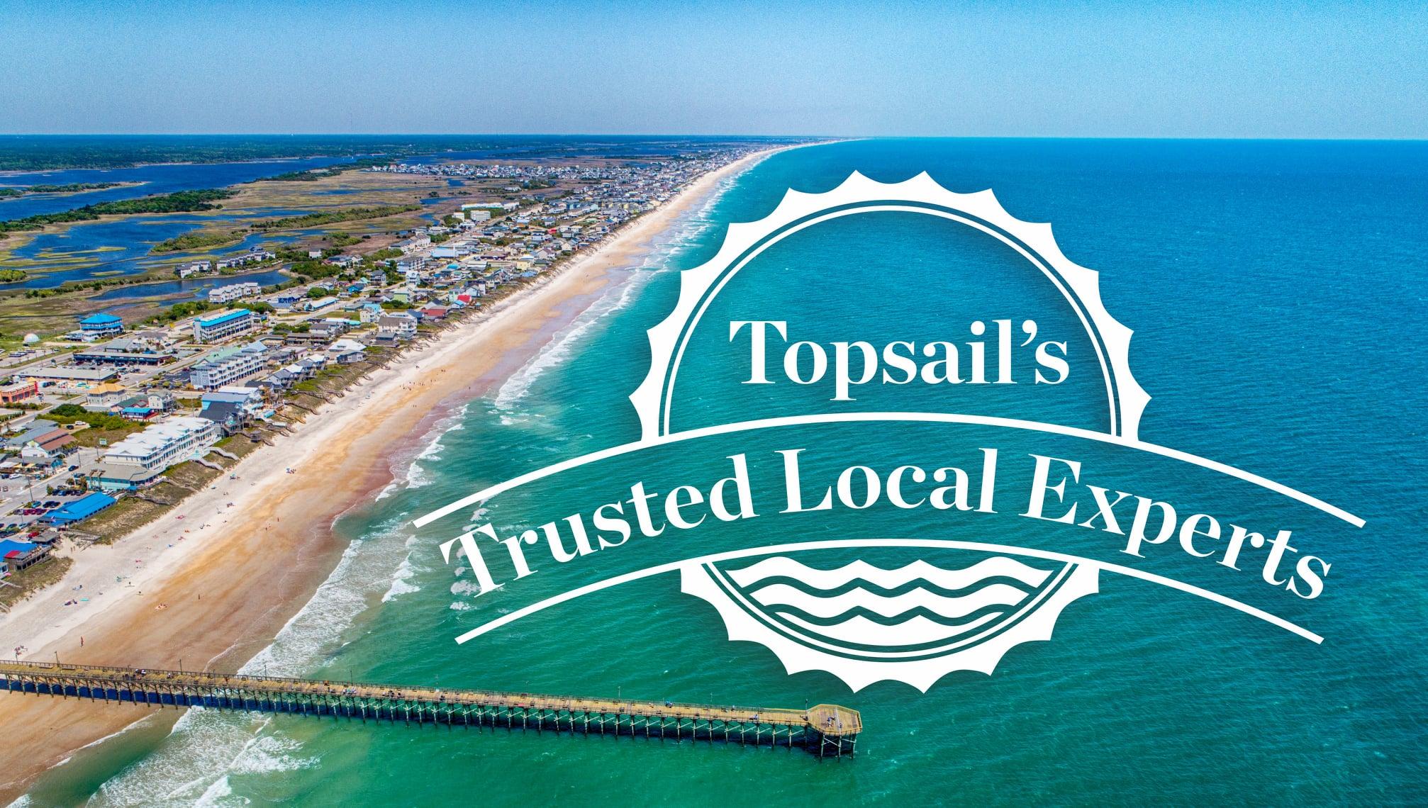Treasure Realty Real Estate Property Management Vacation Rental Accommodations Company Topsail Island Coastal North Carolina
