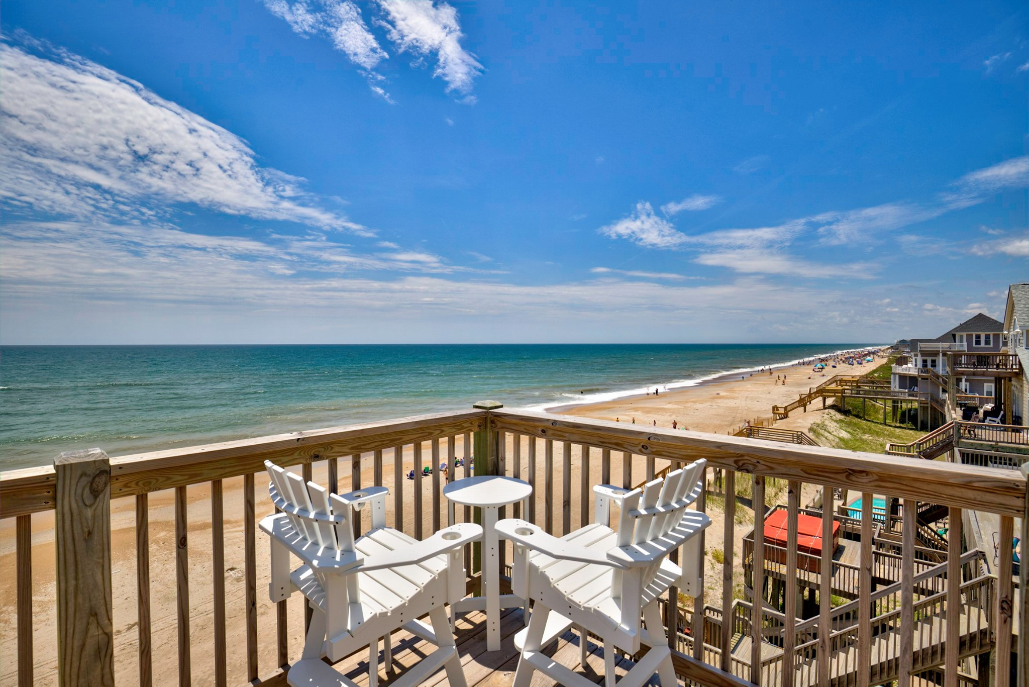 Treasure Realty Vacation Rental Accommodations on Topsail Island in North Topsail Beach and Surf City North Carolina