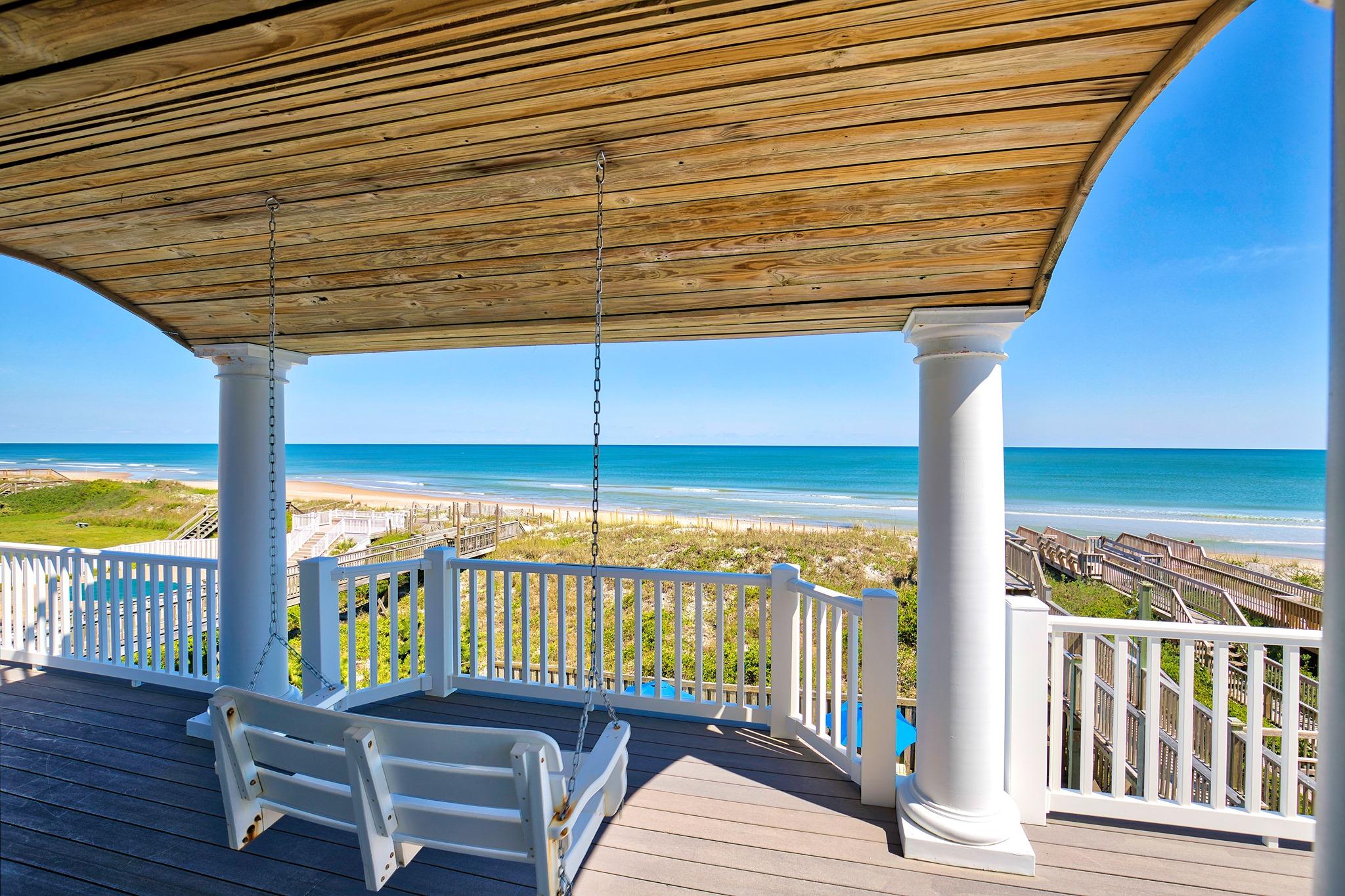Treasure Realty Company Vacation Rentals on Topsail Island Coastal North Carolina