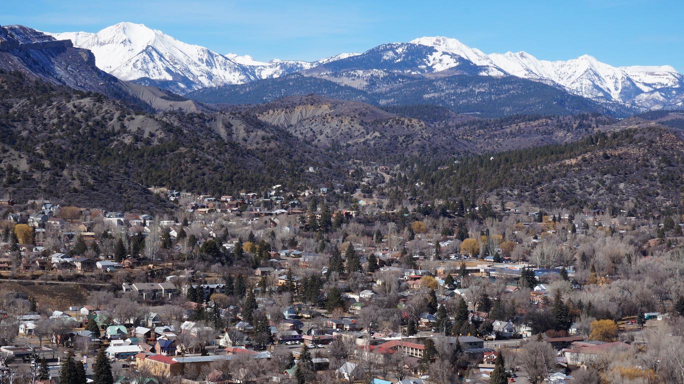 Trip Idea to Durango Colorado and Animas River Valley