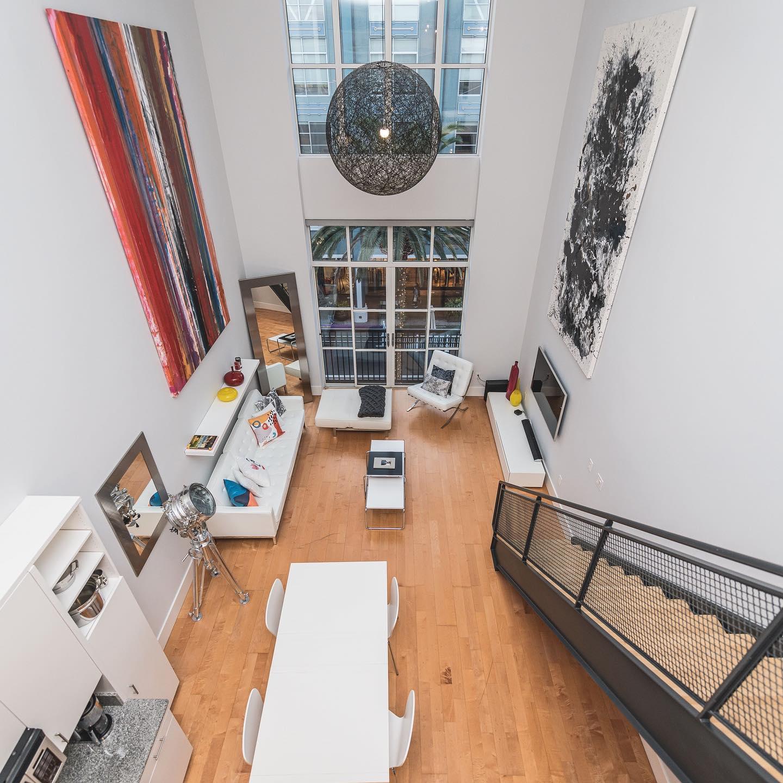 Urbane Dwellings Santana Row Loft San Jose Rental Property