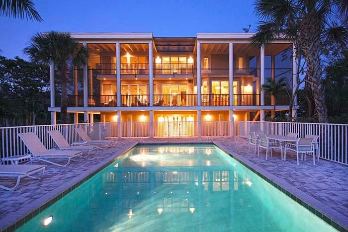 VIP Vacation Rentals Sanibel Captiva Island Florida Rental Home