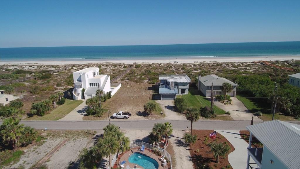 Vacation Rentals Beach Properties St Augustine Beach Florida
