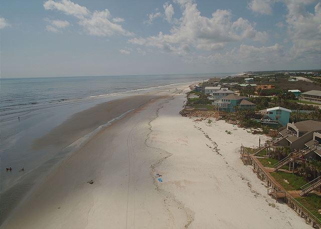 Vacation Rentals Beach Properties St Augustine Beach Vacation Rental Homes
