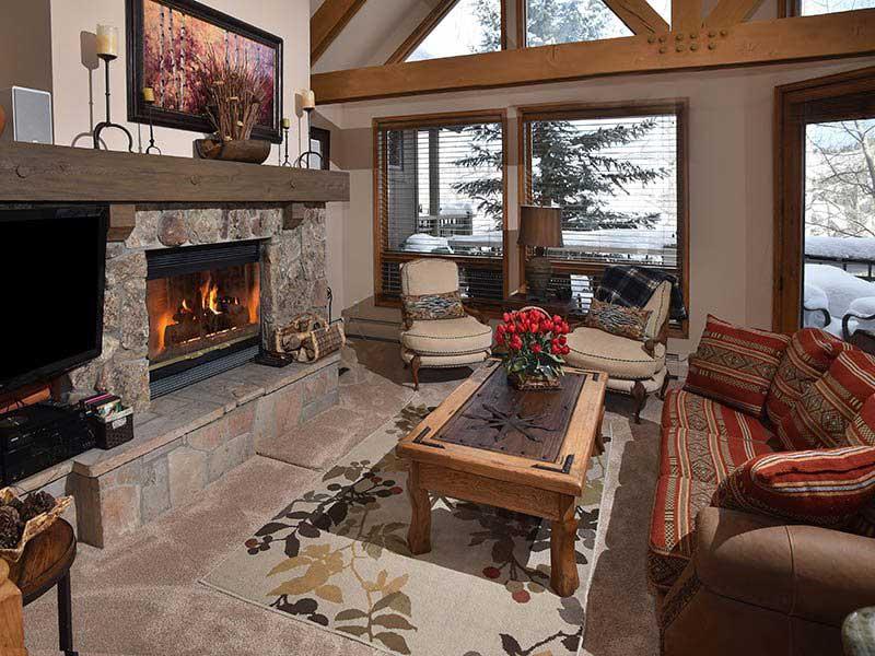 Vacation Rental in Vail Colorado