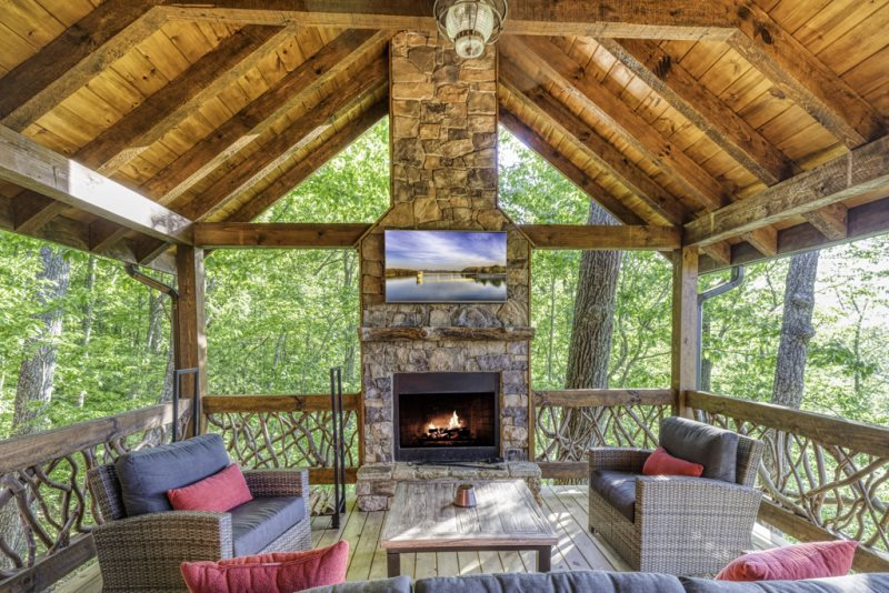 Willow-Creek-Cabin-Rentals-Blue-Ridge-Cabin