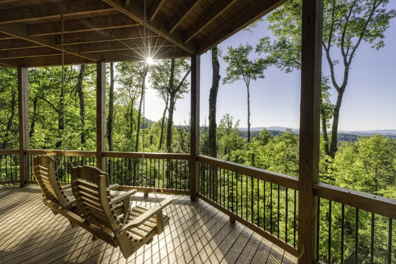 Willow-Creek-Cabin-Rentals-Blue-Ridge-Spectacular-View