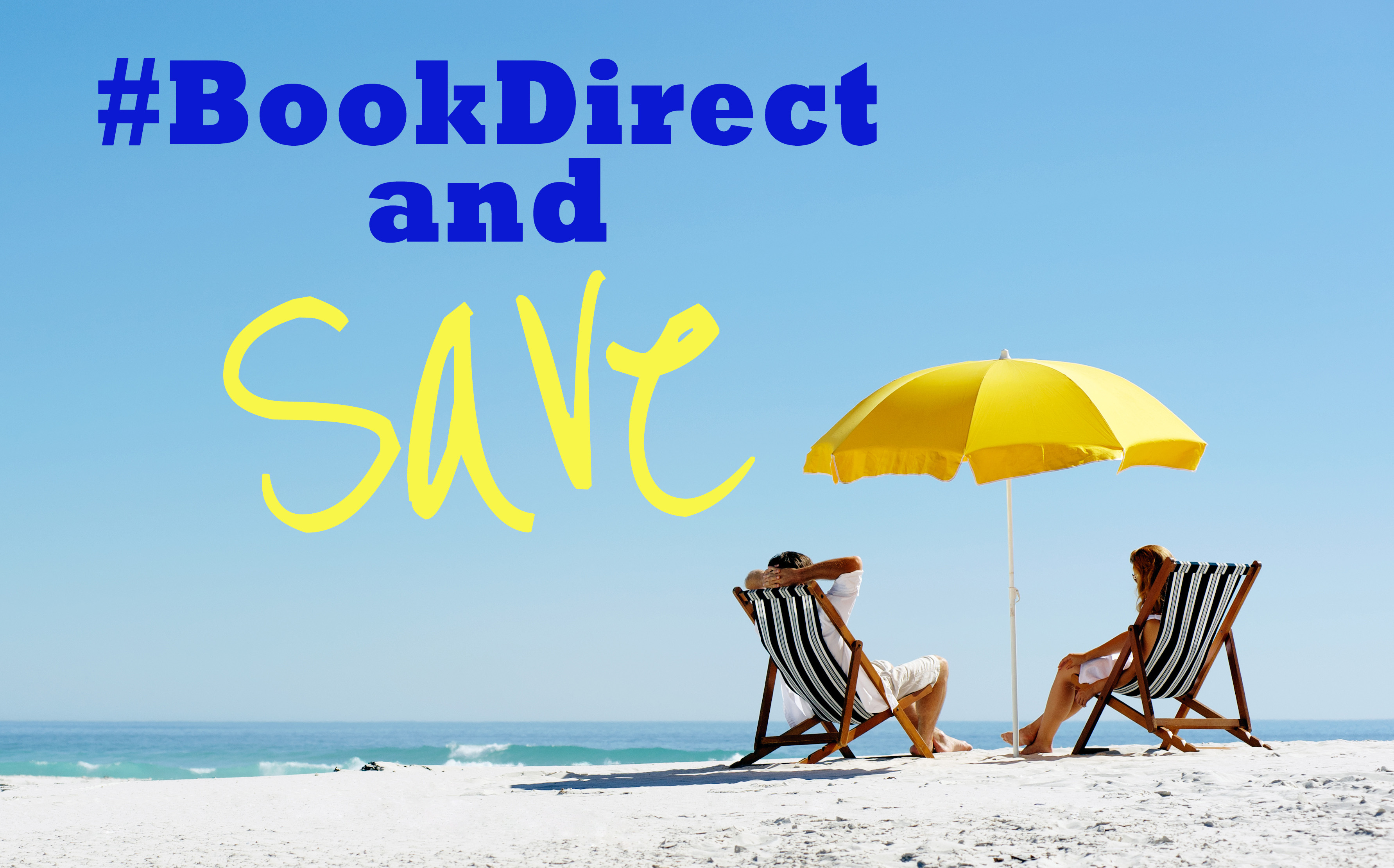 #BookDirect with Fripp Island Golf & Beach Resort
