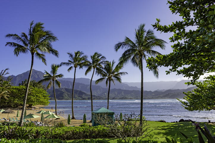 Kauai Hawaii Beach Resort Vacation Kauai Calls