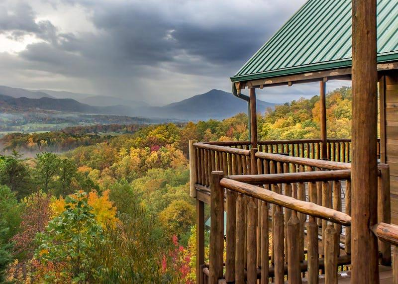 natural retreats great smoky mountains wears valley brothers cove neighborhood