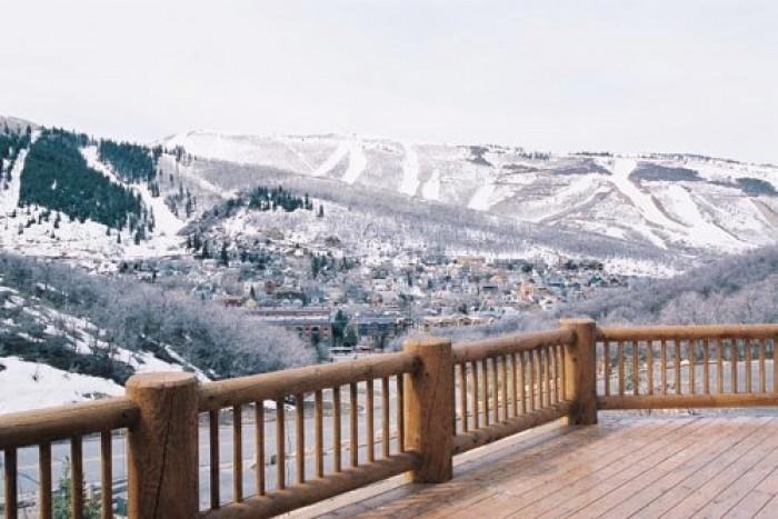 Park City Area Utah Luxury Vacation Rental Home
