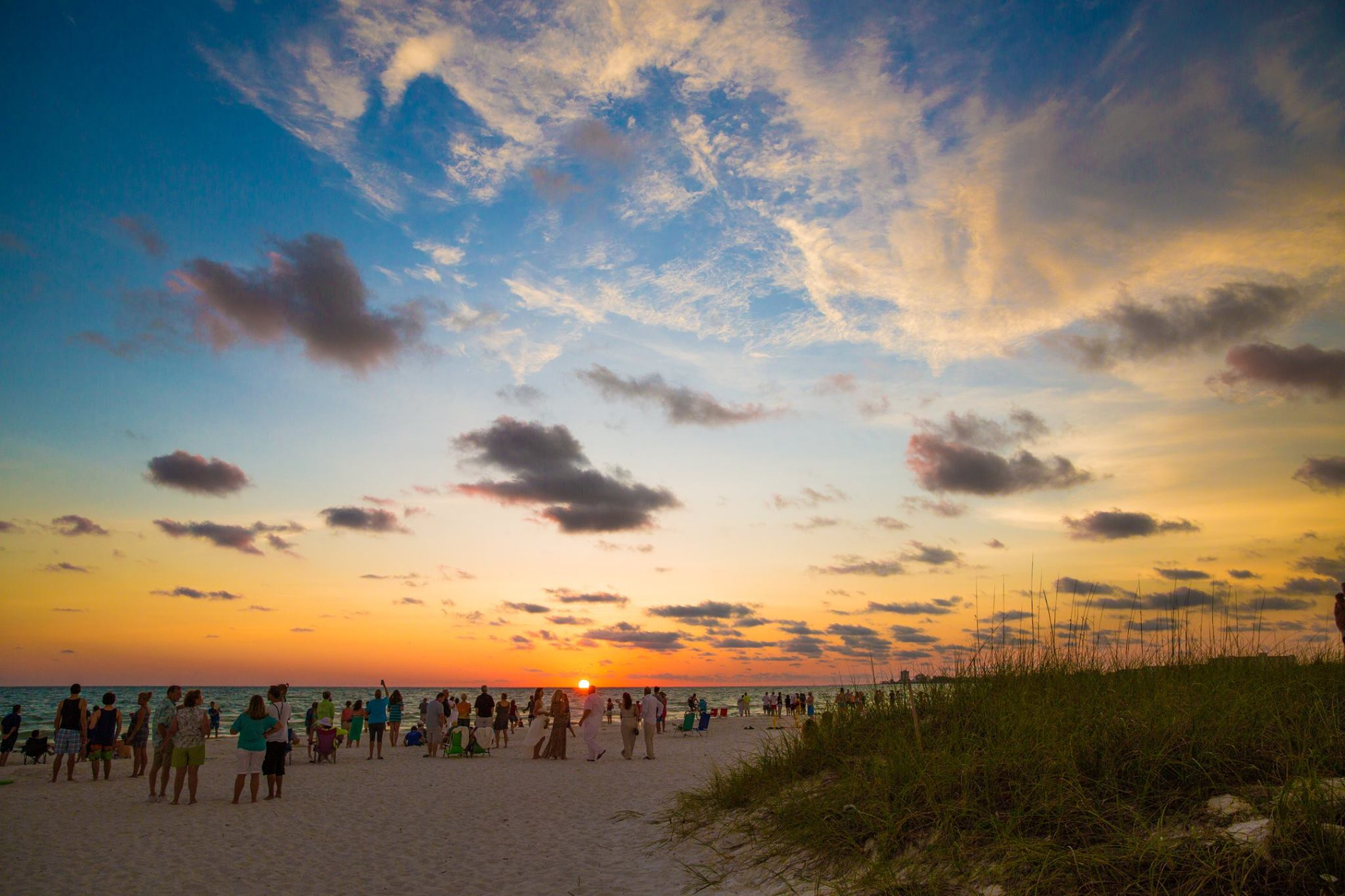 stay for the sunset siesta key florida