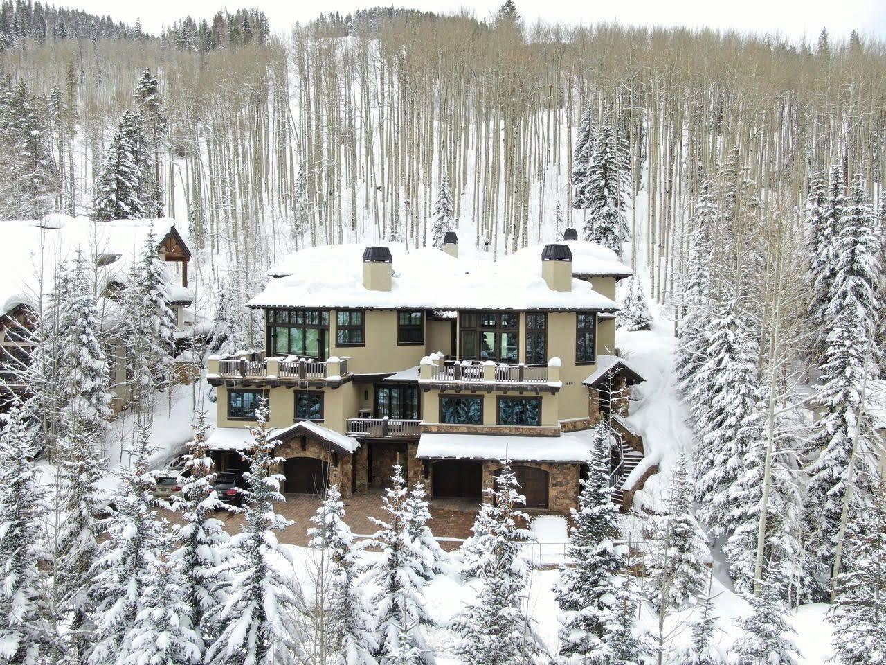 Triumph Mountain Luxury Vacation Home Lionshead Village Vail Valley Colorado
