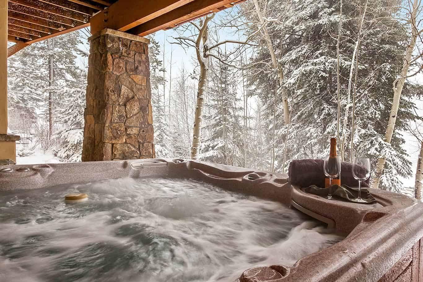Spruce Way Vacation Rental Vail Big Horn Creeek Colorado Triumph Mountain Properties
