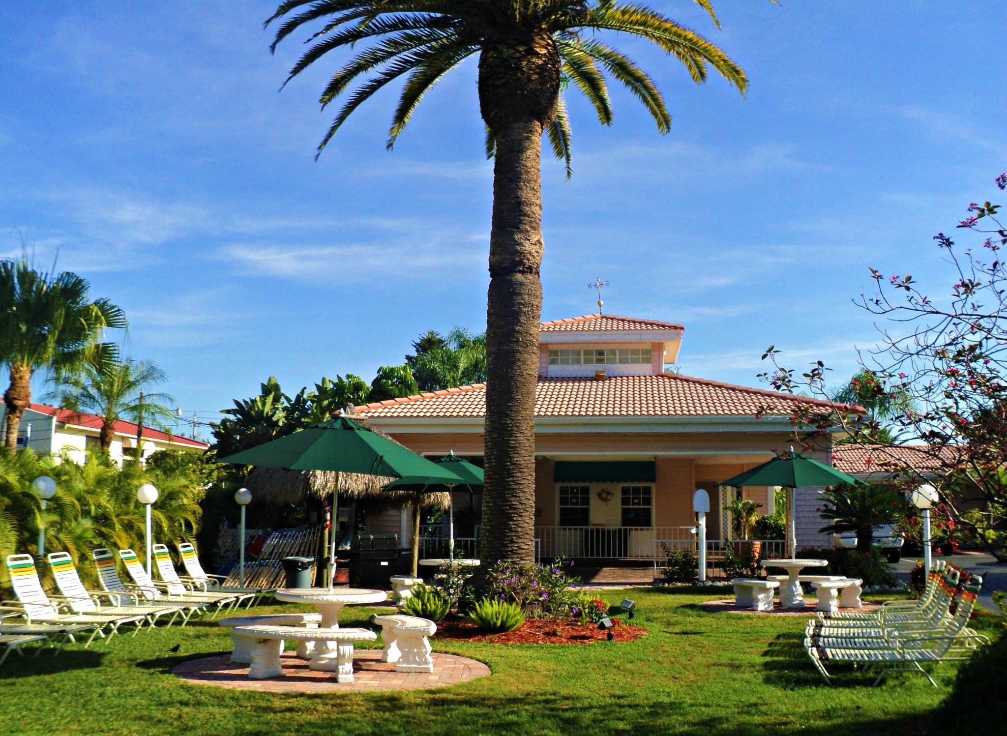 Tropical Beach Resorts Siesta Key Florida