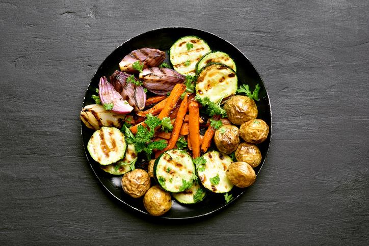 vegan food kitchens at vacation rentals