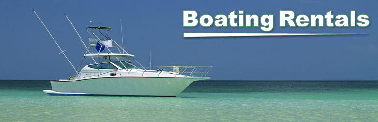 Boating Vacation Rentals