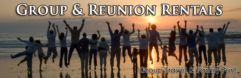 Group Rentals Vacation Rentals