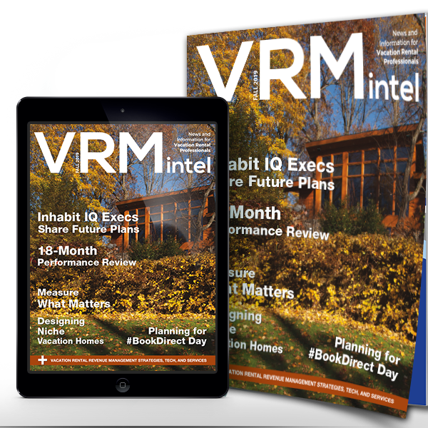 VRM Intel Amy Hinote Vacation Rental Industry