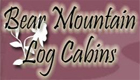 Bear Mountain Log Cabins