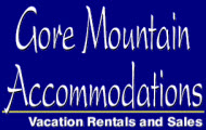 Gore Mountain Accommodations Rentals