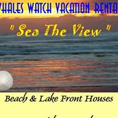 Whales Watch Vacation Rentals