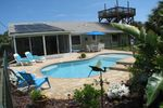 Vacation Home with pool 3 bedroom and ocean views in St Augustine Beach