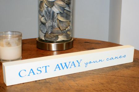 Cast away your cares at the beach retreat!