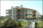 St Augustine Beach 3 bedroom oceanfront condo rental with pool and gated beach access