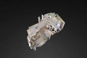 dollhouse view of house