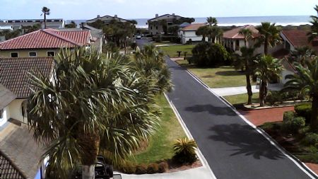 The Beach is just a few homes away!!!
