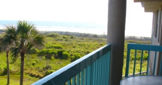 View from Oceanview patio