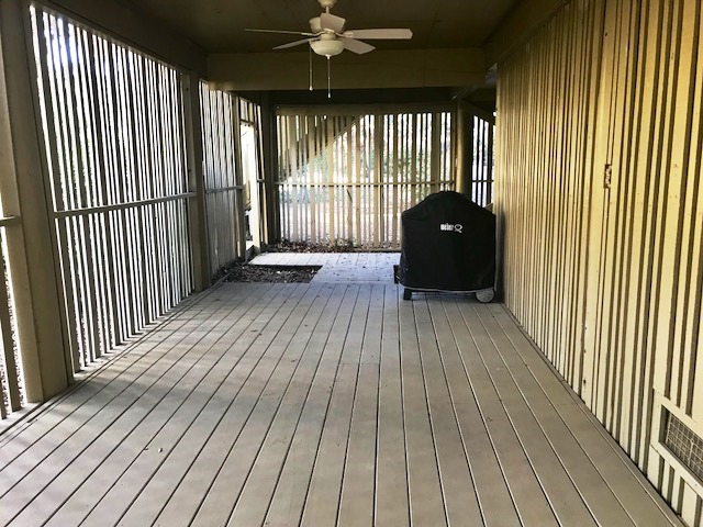 On the lower level you will find a Weber propane grill for your use, and lots of space to spread out.