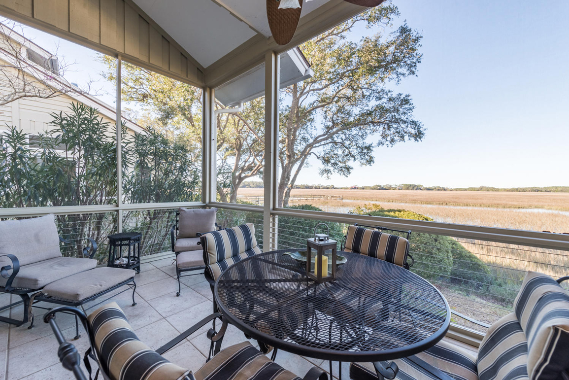 Step out to the screen porch and enjoy your morning coffee or a cool drink at the end of the day while watching the beautiful sunsets.