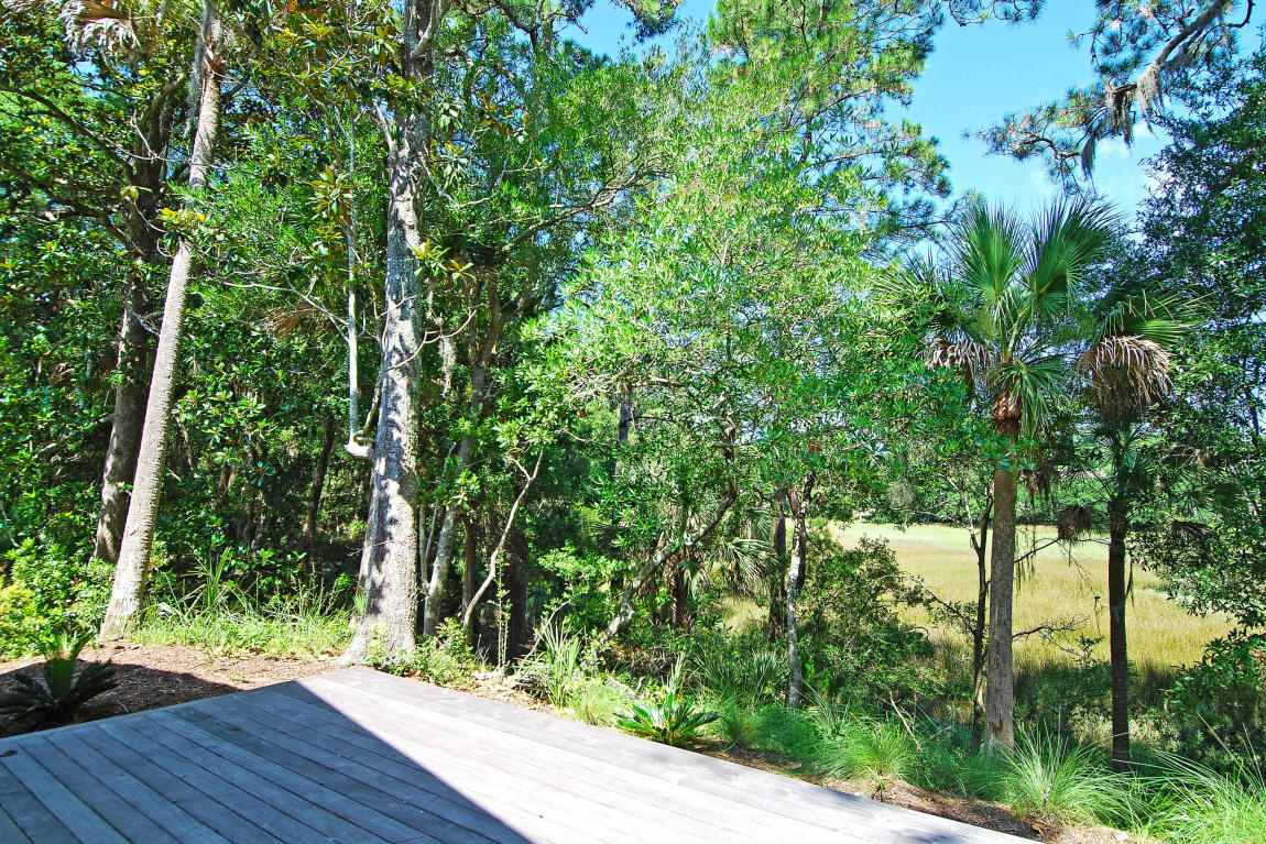 Watch the wildlife from the expansive deck