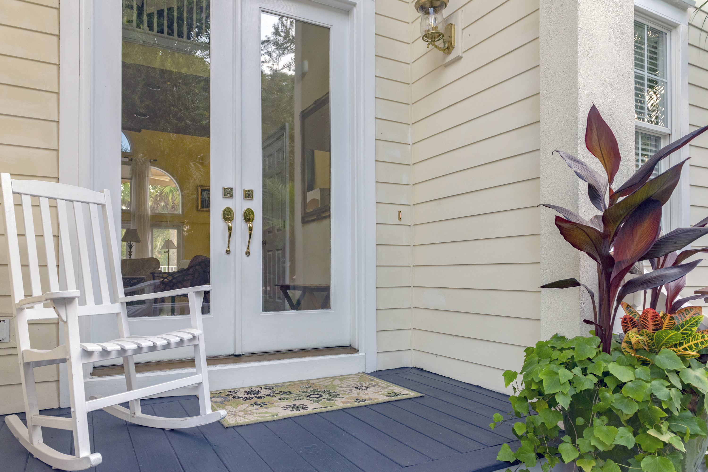 Welcoming low country home