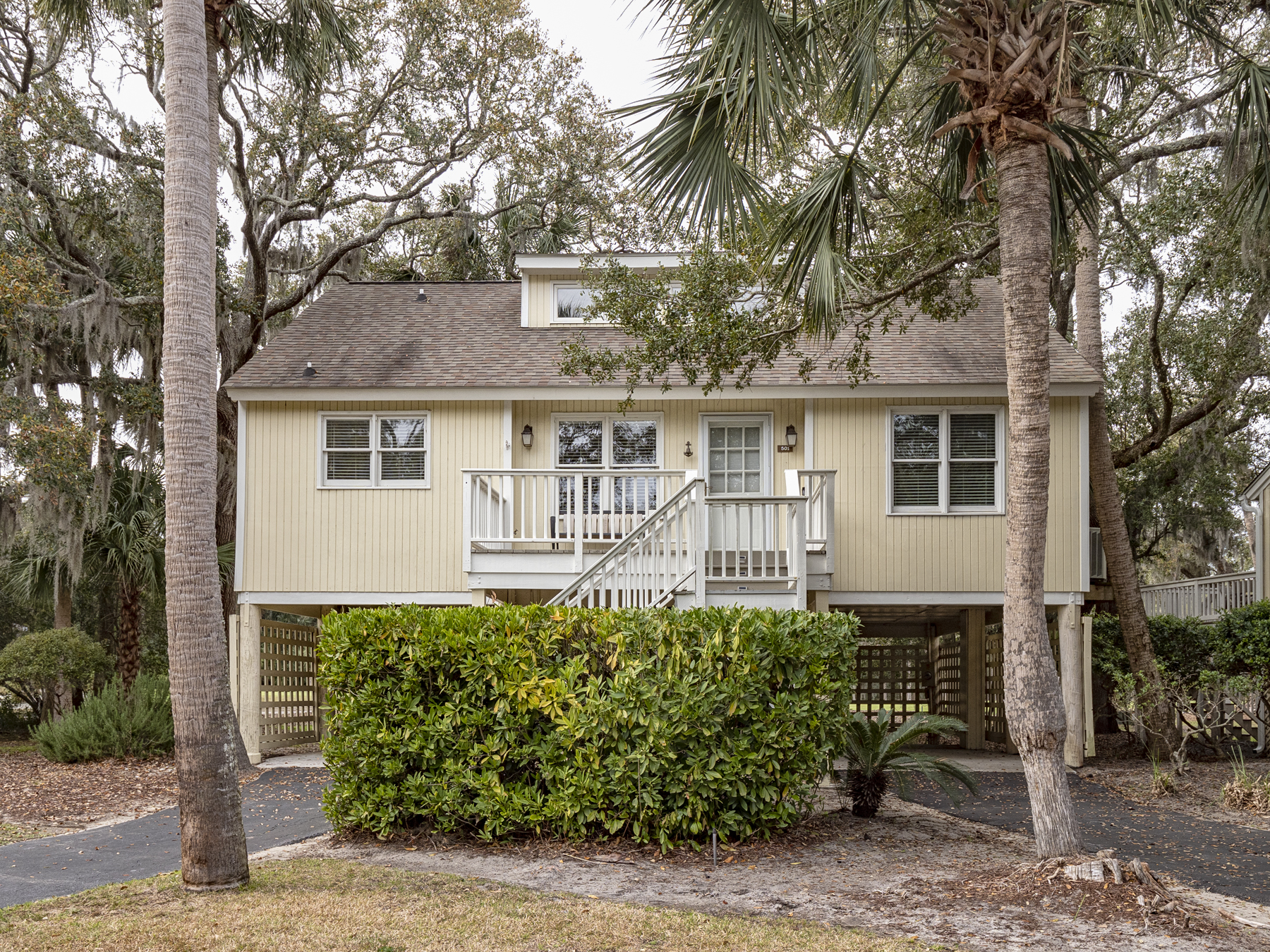 501 Tarpon Pond is a wonderful cottage in a fabulous location.
