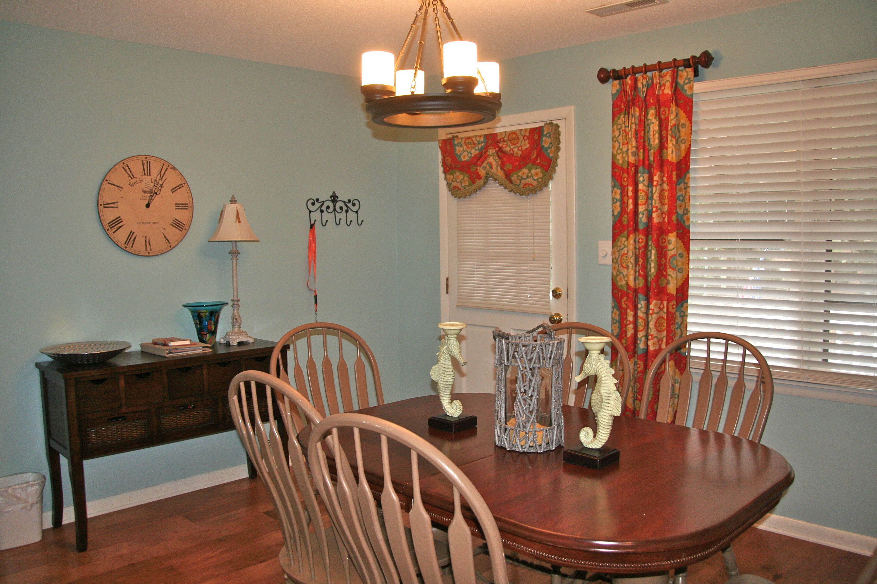 The open floor plan of this cottage makes it perfect for your whole family.