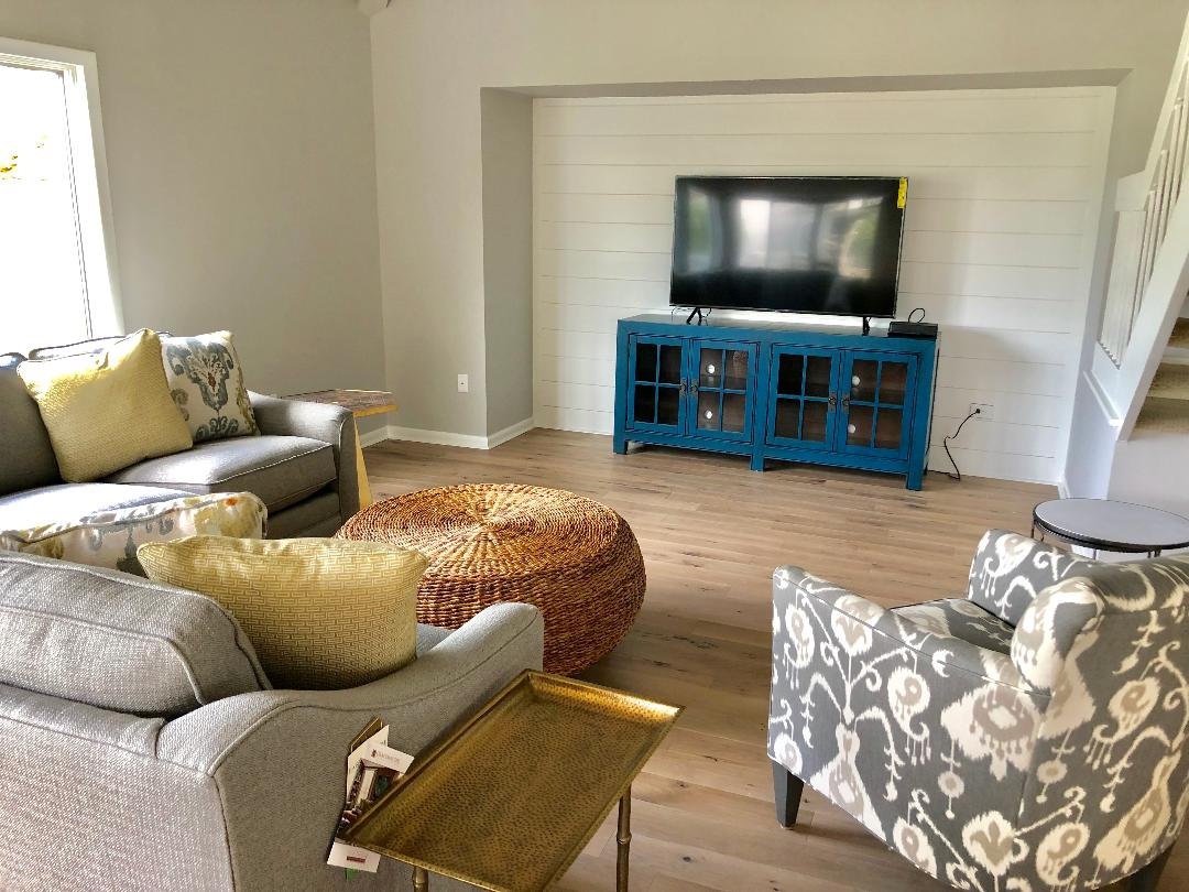 Large HDTV in living area!