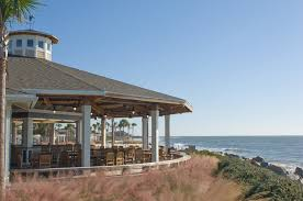 Pelican's Nest outdoor restaurant