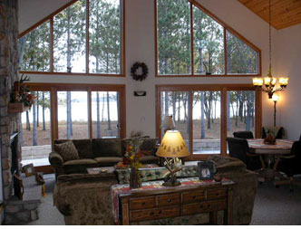 Pine Haven On The Lake Castle Rock Lake Wi 3 Bedroom Vacation Home Rental 99536 Find Rentals