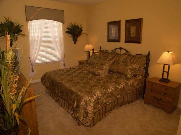 First King Bedroom