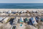 Gulf Shores 3 bedroom vacation home with pool across the street from beach