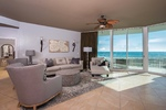 Orange Beach luxury penthouse rental with 3 bedrooms a pool and fitness center