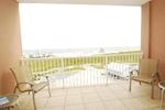 Fort Morgan 2 bedroom beach view condo rental with pool and fitness room